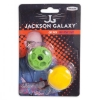 Jackson Galaxy - HOLEY TREAT BALL - Click for more info
