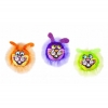 Fat Cat DUST BUNNIES CAT TOY Assorted Colours 2pk - Click for more info