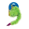 "JW CATACTION SQUEAKY FEATHERLITE CATNIP BOA - 13"" (33cm)L - Click for more info"