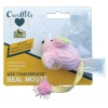Play-N-Squeak WEE PINKIEMOUSE CAT TOY - 5.5cm Mouse - Click for more info