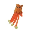 Kitty Play KITTEN MITTEN CAT TOY -Orange 14x44x3cm - Click for more info