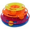 Scream TRIPLE LAYER ORB TOWER CAT TOY 26x13cm Multicolour - Click for more info