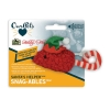Ourpets - HOLIDAY SNAG-ABLE SANTA'S HELPER CAT TOY - Click for more info