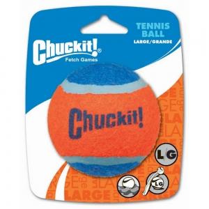 "Chuckit! TENNIS BALL - LARGE 3"" (8cm) Dia. 1pk - Click for more info"