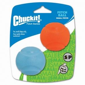 Chuckit! FETCH BALL - SMALL (5cm) Diameter - 2pk - Click for more info