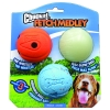 "Chuckit! FETCH MEDLEY BALLS 2.5"" (6cm) Assortment of 3 - Click for more info"
