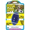 POOCH ZIPPY DOG TOY (cm 12L x 5.5W) - Click for more info