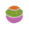 JW MIXUPS RIBBED BALL DOG TOY Medium 8cm - Click for more info