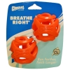 Chuckit! BREATHE RIGHT FETCH BALL MEDIUM 2pk - Click for more info