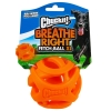 Chuckit! BREATHE RIGHT FETCH BALL EXTRA LARGE 1pk 8.5cm - Click for more info