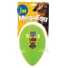 JW MEGA EGG Small (12.5 x 8cm) Green - Click for more info