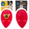 JW MEGA EGG Large (25.5 x 16cm) Red - Click for more info