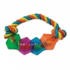 JW TREAT POD ROPE RING Small - Click for more info