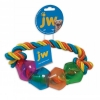 JW TREAT POD ROPE RING Large - Click for more info