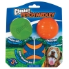 Chuckit! FETCH MEDLEY 3pk - Click for more info