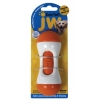 JW EVERTUFF SQUEAKY BARBELL - Medium (13x5cm) - Click for more info