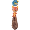 JW CRACKLE HEADS PLUSH SQUIRREL Medium - Click for more info