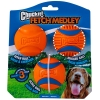 "Chuckit! FETCH MEDLEY GEN3 MEDIUM 2.5"" - 3pk - Click for more info"