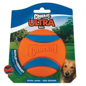 Chuckit!  XL ULTRA BALL 1pk (9cm) - Click for more info