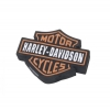 Harley-Davidson - Latex Bar & Shield Dog Toy - Click for more info