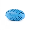 Holobal Football - Large Blue Rubber Dog Toy - Click for more info