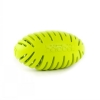 Holobal Football - Small Green Rubber Dog Toy - Click for more info