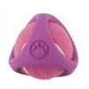 Tennisbal - Pink Rubber Dog Toy - Click for more info