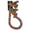 Scream 2-KNOT JUMBO ROPE DOG TOY 120cm - Click for more info