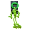 Scream ROPE MAN w/TPR HEAD 30cm Loud Green - Click for more info