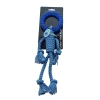 Scream ROPE MAN w/TPR HEAD 30cm Loud Blue - Click for more info