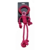 Scream ROPE MAN w/TPR HEAD 30cm Loud Pink - Click for more info