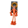 Scream ROPE MAN w/TPR HEAD 30cm Loud Orange - Click for more info