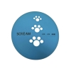 Scream SILICONE PET FLYER Small 18cmDia. Loud Blue - Click for more info