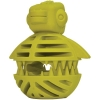 Scream RUBBER PUZZLE DUCK DOG TOY 9cm Loud Green - Click for more info