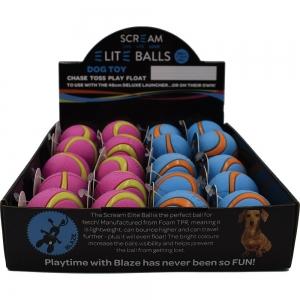 "Scream ELITE BALL SMALL 2"" (5cm) COUNTER DISPLAY 20pk - Click for more info"