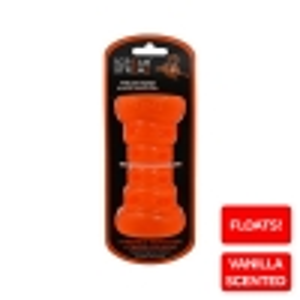 Scream Xtreme TREAT BONE Loud Orange - Med/Lge 13cm - Click for more info