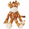 "Multipet SWINGING SAFARI GIRAFFE 22"" (56cm) - Click for more info"