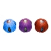 TPR LIGHT UP BALL w/OUTER RING Asst. 8cm - Click for more info