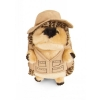 HEGGIE FISHERMAN PLUSH DOG TOY - Click for more info