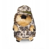 HEGGIE ARMY PLUSH DOG TOY - Click for more info