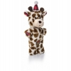 Charming Pets CHRISTMAS MITTEN MATES - GIRAFFE 6.5x12x24cm - Click for more info