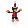 Charming Pets CHRISTMAS PULLEEZ 2.0 - BLACK BEAR 8.5x19.5x23 - Click for more info
