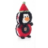 Charming Pets CHRISTMAS PUZZLER - PENGUIN 7.5x16.5x29.5cm - Click for more info