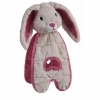 Charming Pets CUDDLE TUGS - BLUSHING BUNNY (L 40cm) - Click for more info