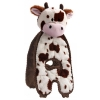 Charming Pets CUDDLE TUGS - COZY COW (L 40cm) - Click for more info