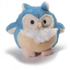 HOWLING HOOTS Blue 10cm - Click for more info
