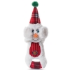 Charming Pets CHRISTMAS PEEK-A-BOOS - SNOWMAN 43cm - Click for more info