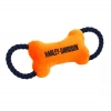 Harley-Davidson - Rope Bone Tug Toy - Click for more info
