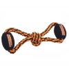 Harley-Davidson - Ball & Rope Tug Toy - Click for more info