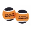 Harley-Davidson - Tennis Ball 2 pack - Click for more info
